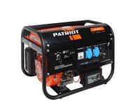 Бензиновый генратор Patriot SRGE 3510E